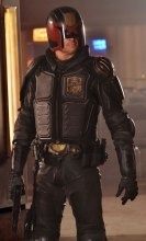 Judge Dredd Movie Photos 12
