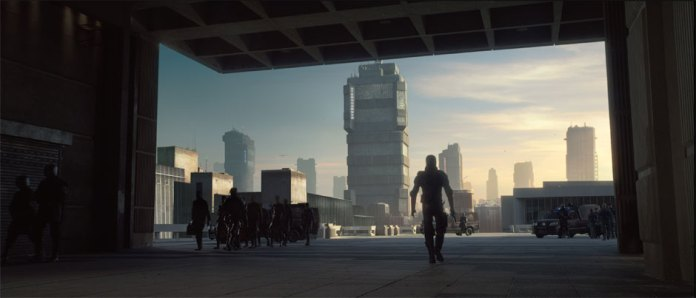 Judge Dredd Movie Photos 13
