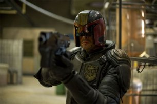 Judge Dredd Movie Photos 15