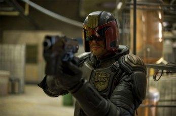 Judge Dredd Movie Photos 15