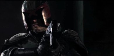 Judge Dredd Movie Photos 16