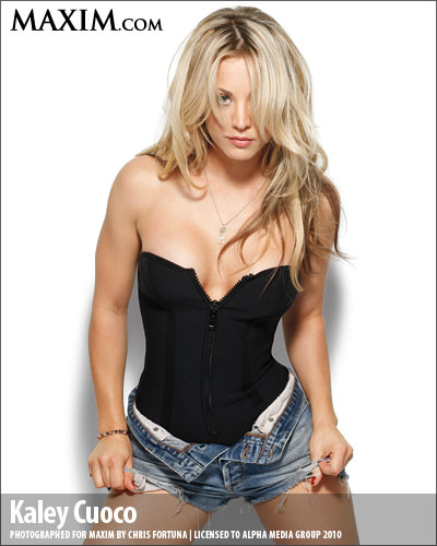 Kaley Cuoco Maxim Australia Photoshoot July 2012 002