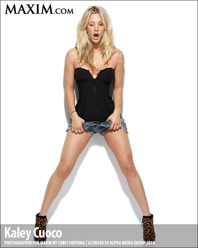 Kaley Cuoco Maxim Australia Photoshoot July 2012 003