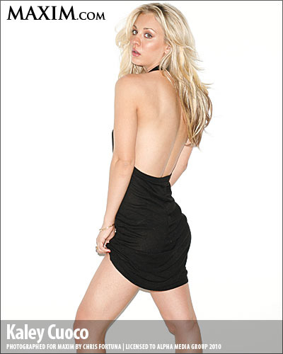 Kaley Cuoco Maxim Australia Photoshoot July 2012 007