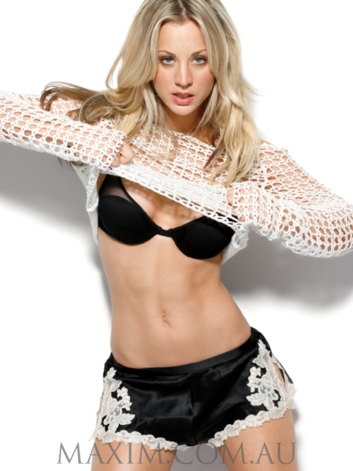 Kaley Cuoco Maxim Australia Photoshoot July 2012 011