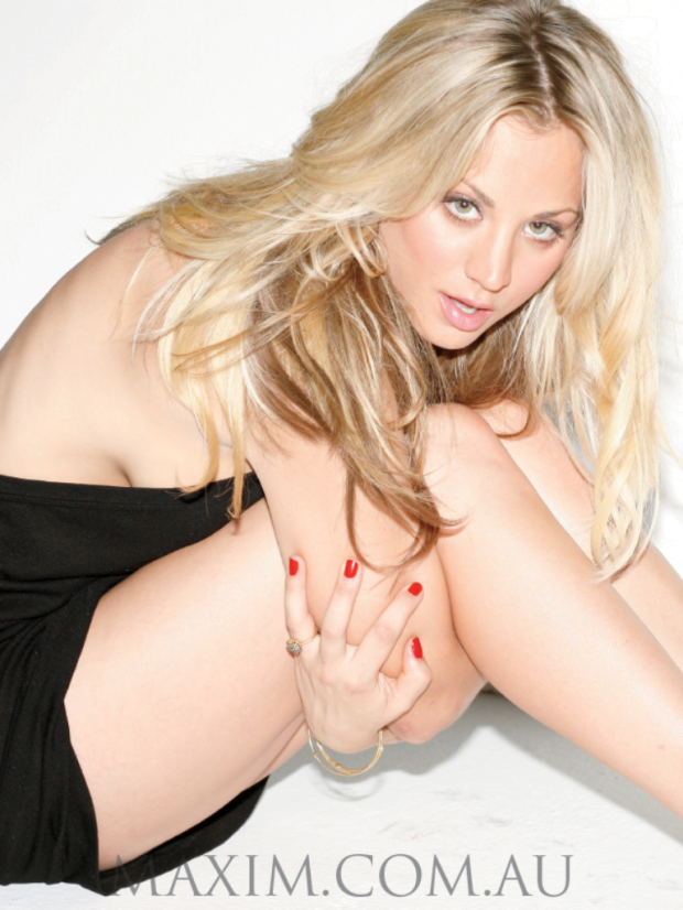 Kaley Cuoco Maxim Australia Photoshoot July 2012 014