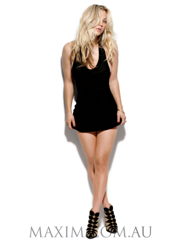 Kaley Cuoco Maxim Australia Photoshoot July 2012 015