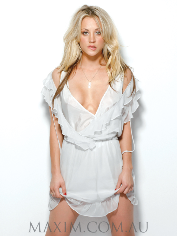 Kaley Cuoco Maxim Australia Photoshoot July 2012 016