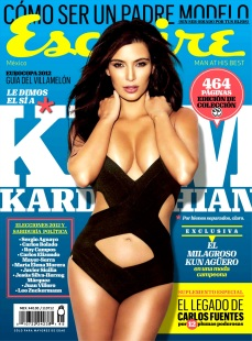Kim Kardashian Esquire Mexico Photoshoot 001