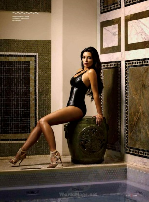 Kim Kardashian Esquire Mexico Photoshoot 003
