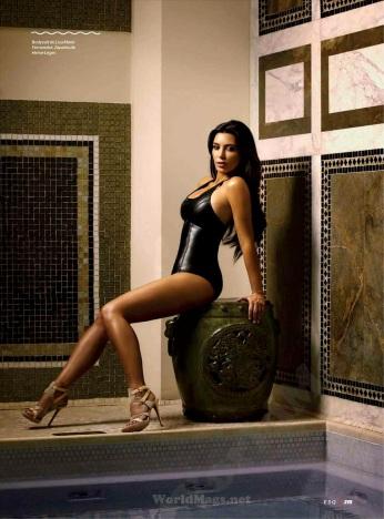 Kim Kardashian Esquire Mexico Photoshoot 003