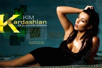 Kim Kardashian Esquire Mexico Photoshoot 005