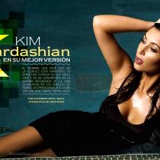 Kim Kardashian Esquire Mexico Photoshoot 005