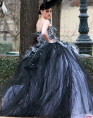 Kristen Stewart in Paris Couture Vanity Fair Photoshoot 004