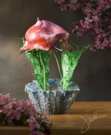 Liquid Flowers 001