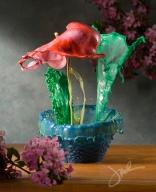 Liquid Flowers 008