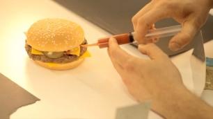 McDonald's Photo Advertising vs. Real Burgers 004