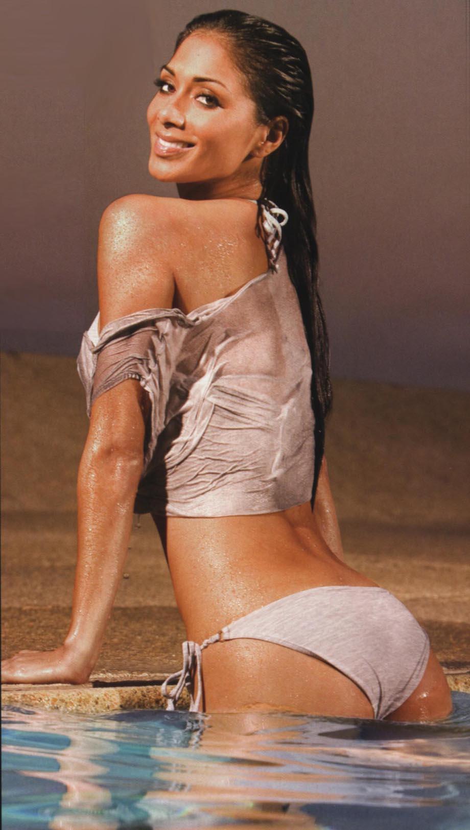 Nicole Scherzingers Foxiness For Australian Maxim Photos -1145