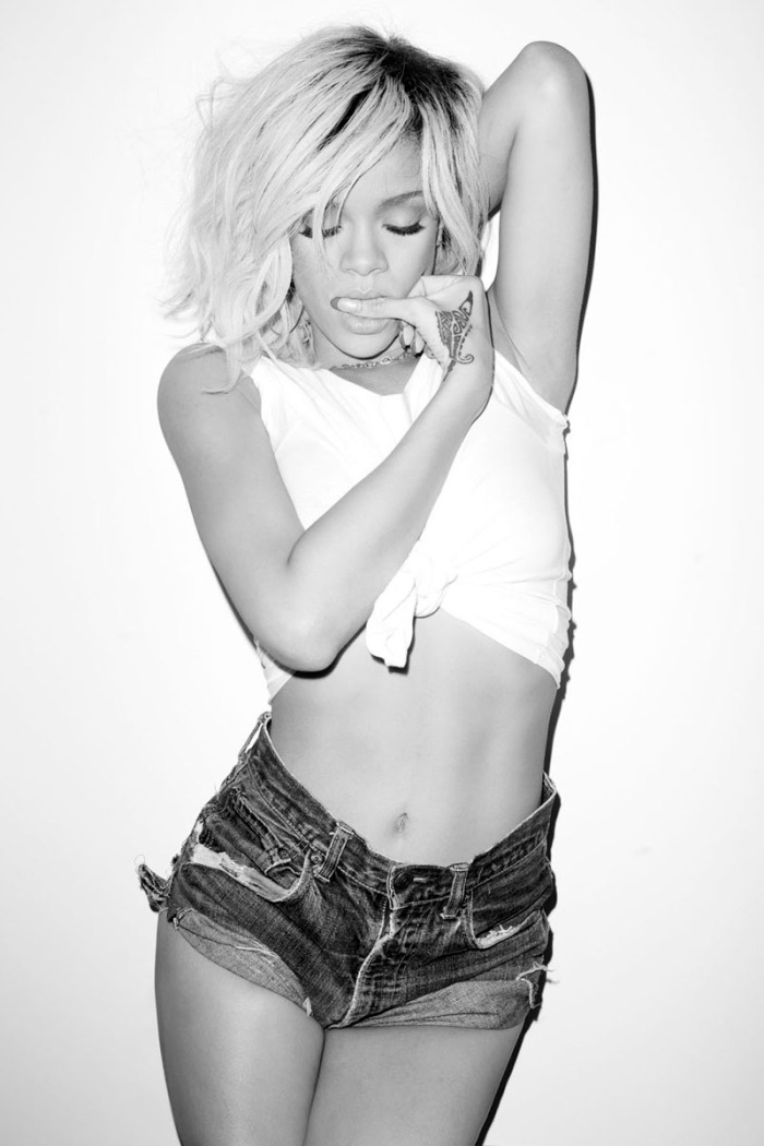 Rihanna Photoshoot with Terry Richardson 003