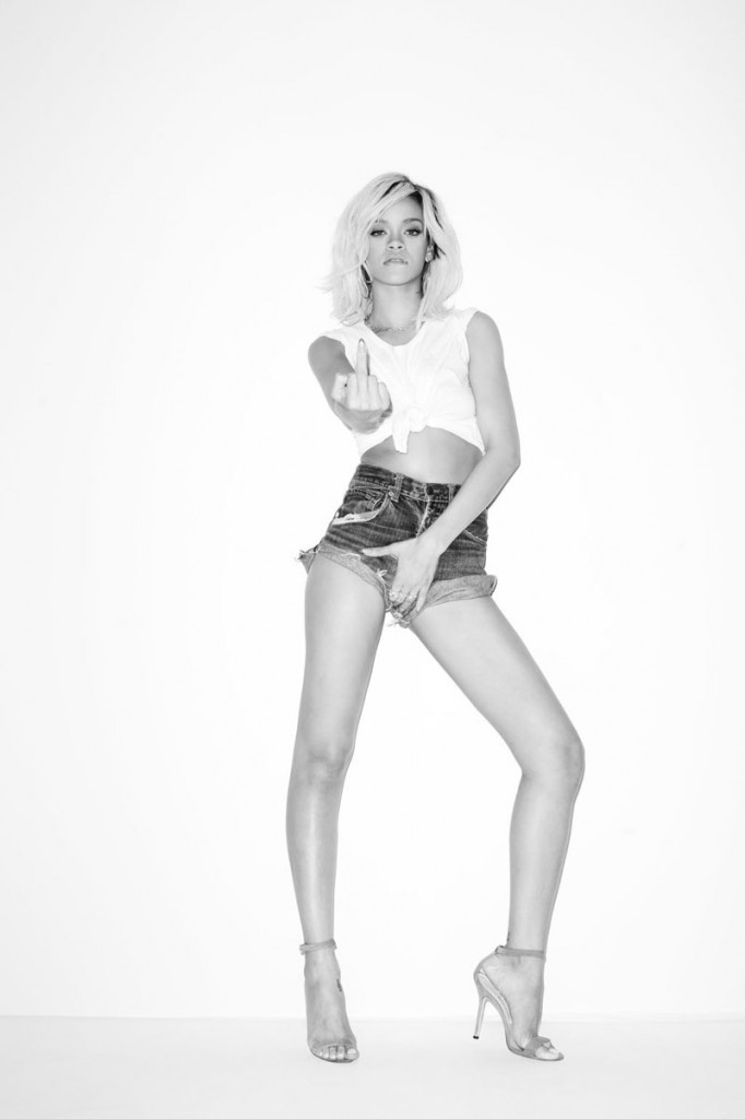 Rihanna Photoshoot with Terry Richardson 009