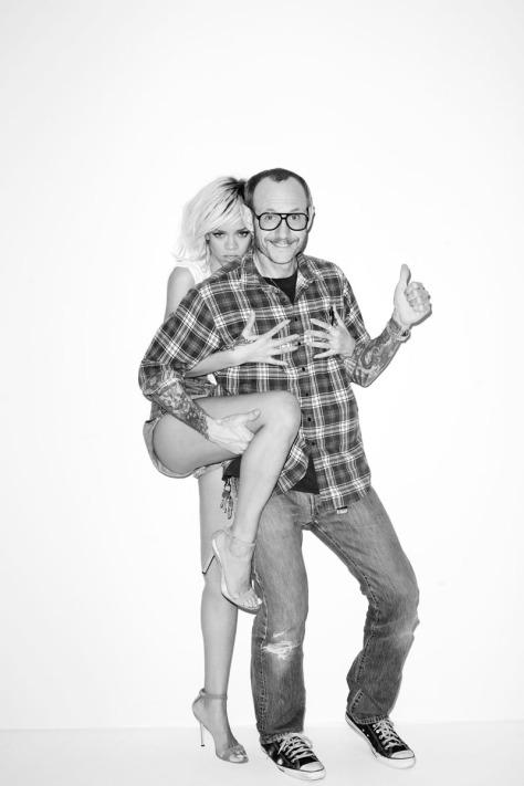 Rihanna Photoshoot with Terry Richardson 010