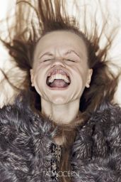 A Hilarious Disturbing Video of People Being Blasted in the Face with Wind by Tadao Cern - 004