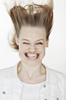 A Hilarious Disturbing Video of People Being Blasted in the Face with Wind by Tadao Cern - 018
