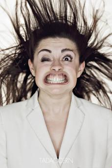 A Hilarious Disturbing Video of People Being Blasted in the Face with Wind by Tadao Cern - 019