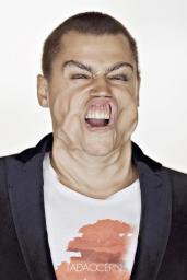 A Hilarious Disturbing Video of People Being Blasted in the Face with Wind by Tadao Cern - 022