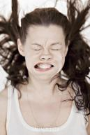 A Hilarious Disturbing Video of People Being Blasted in the Face with Wind by Tadao Cern - 027