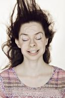 A Hilarious Disturbing Video of People Being Blasted in the Face with Wind by Tadao Cern - 028