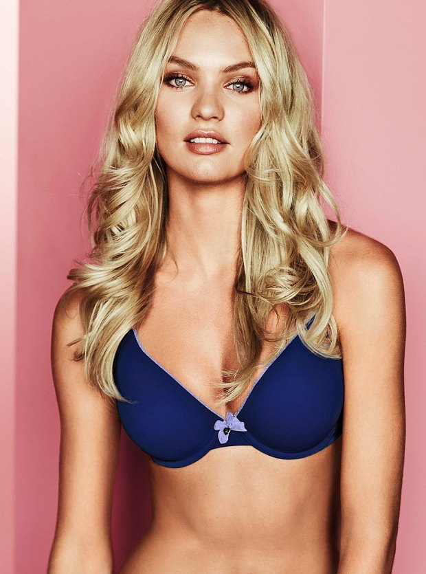 Candice Swanepoel for Victoria's Secret Lingerie July 2012 Photos 03