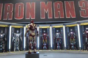 First Look at Iron Man 3 Armour Comic Con 2012 Photos 06