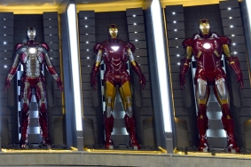 First Look at Iron Man 3 Armour Comic Con 2012 Photos 07