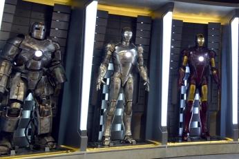 First Look at Iron Man 3 Armour Comic Con 2012 Photos 08