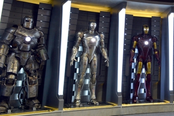 First Look at Iron Man 3 Armour Comic Con 2012 Photos 08