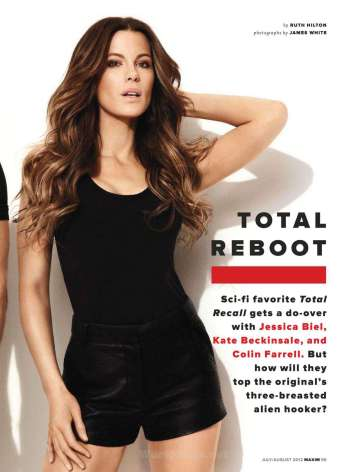 Jessica Biel & Kate Beckinsale Maxim Magazine July:August 2012 Photoshoot [Photos] - 003