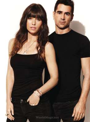 Jessica Biel & Kate Beckinsale Maxim Magazine July:August 2012 Photoshoot [Photos] - 005