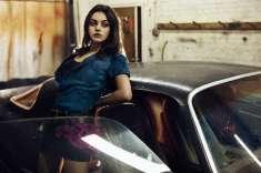 Mila Kunis Covers Interview Magazine August 2012 Photos - 006