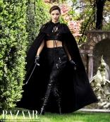 Miranda Kerr Covers Harper's Bazaar UK August 2012 02