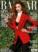 Miranda Kerr Covers Harper's Bazaar UK August 2012 03
