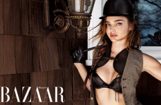 Miranda Kerr Covers Harper's Bazaar UK August 2012 04