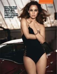 New Bond Girl Bérénice Marlohe GQ Magazine August 2012 Photos - 002