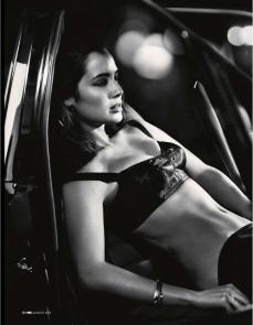 New Bond Girl Bérénice Marlohe GQ Magazine August 2012 Photos - 003