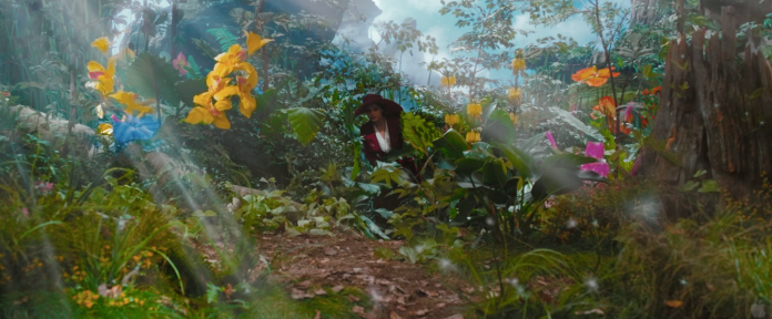 Oz The Great and Powerful Teaser Photos Hi Res - 002