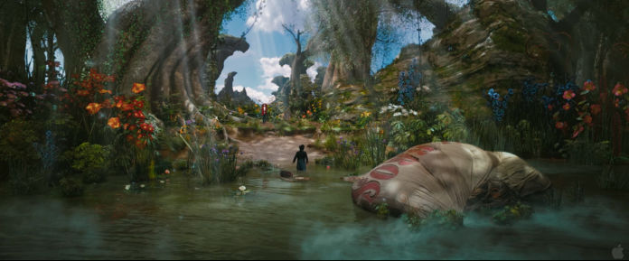 Oz The Great and Powerful Teaser Photos Hi Res - 003