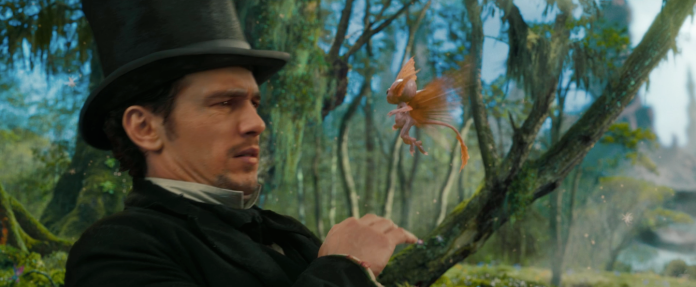 Oz The Great and Powerful Teaser Photos Hi Res - 005
