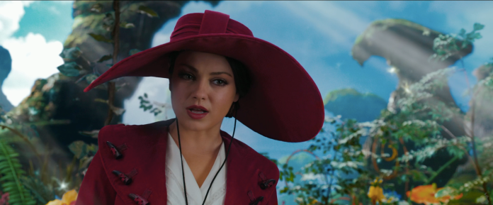 Oz The Great and Powerful Teaser Photos Hi Res - 008