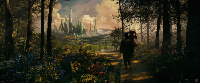 Oz The Great and Powerful Teaser Photos Hi Res - 009