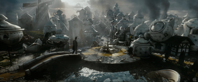 Oz The Great and Powerful Teaser Photos Hi Res - 010
